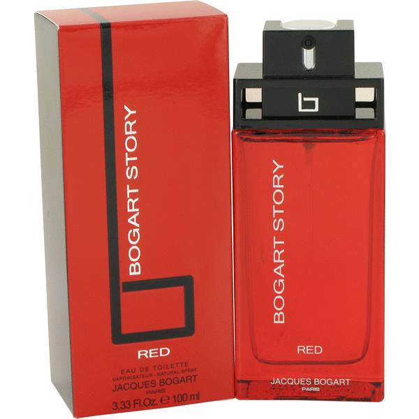 Bogart Story Red Cologne