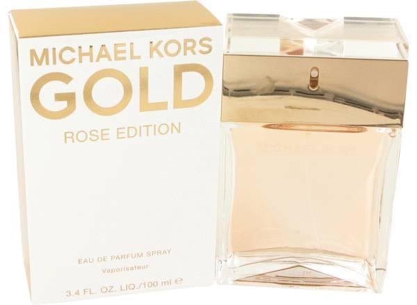 Michael Kors Gold Rose Perfume