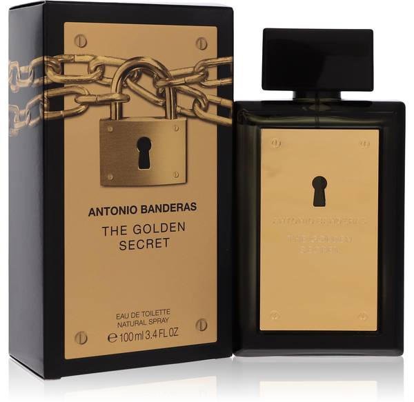 The Golden Secret Cologne