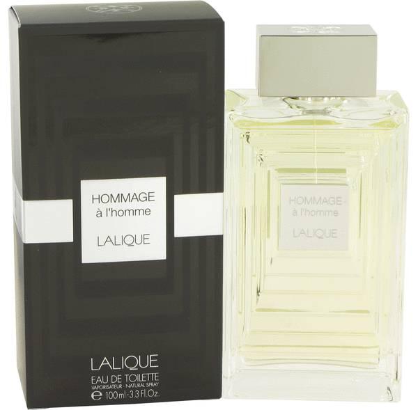 Lalique Hommage A L'homme Cologne