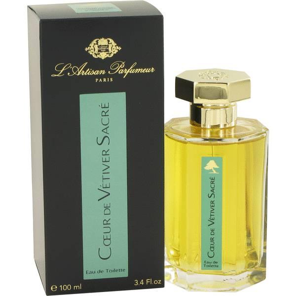 Coeur De Vetiver Sacre Perfume