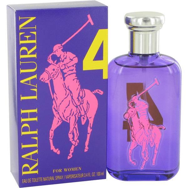 4 Perfume Pony Purple Big Ralph Lauren For Women By Nm0w8vOn