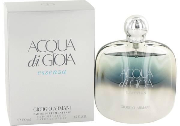 acqua di gioia essenza perfume for women by giorgio armani. Black Bedroom Furniture Sets. Home Design Ideas