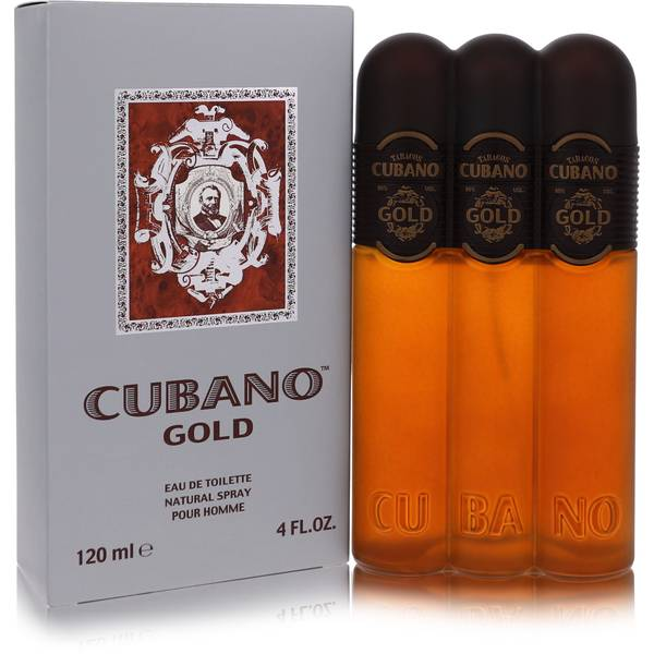 Cubano Gold Cologne