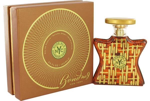Harrods Amber Perfume