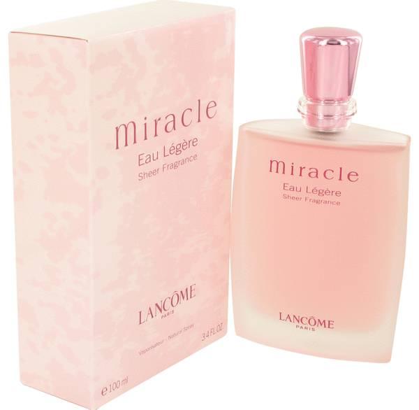 Miracle Eau Legere Sheer Perfume