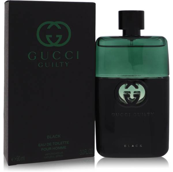 Gucci Guilty Black Cologne By Gucci for Men