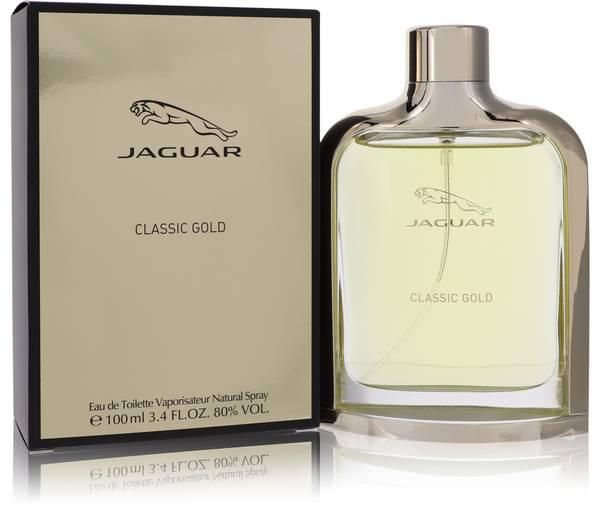 Jaguar Classic Gold Cologne