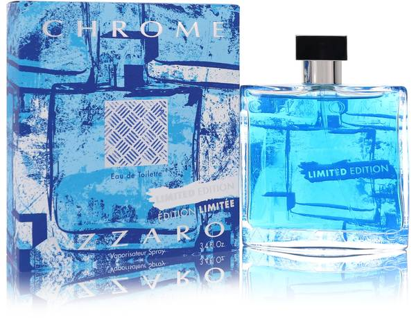Chrome Summer Cologne