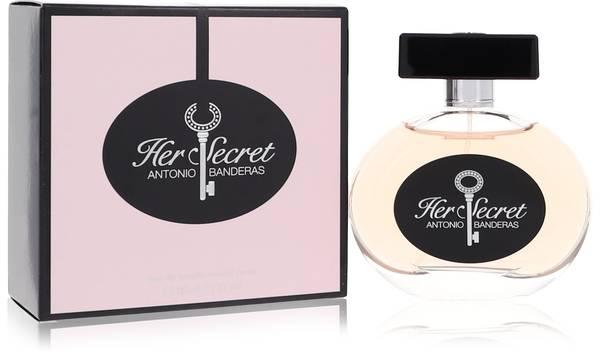 4582112cc Her Secret Perfume by Antonio Banderas