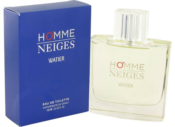 Homme Neiges Cologne
