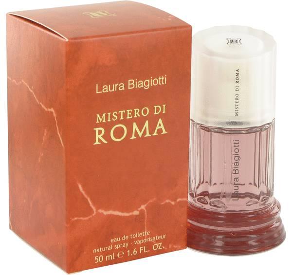 mistero di roma perfume for women by laura biagiotti. Black Bedroom Furniture Sets. Home Design Ideas