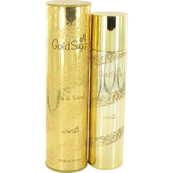 Gold Sugar Perfume