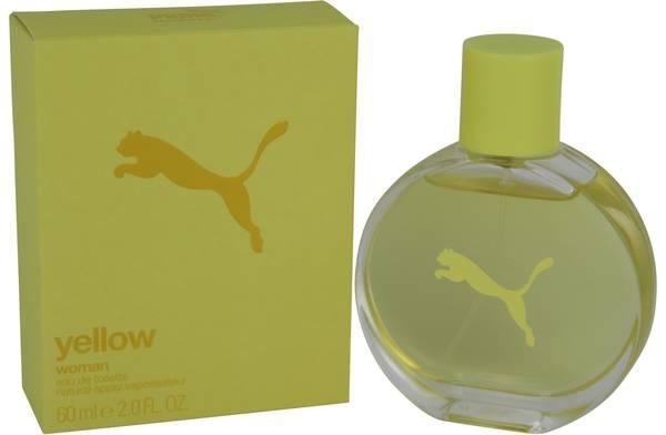 Puma Yellow Perfume