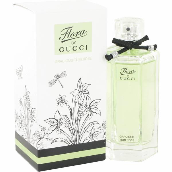 Flora Gracious Tuberose Perfume