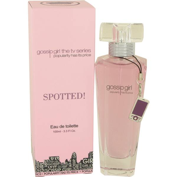 Gossip Girl Spotted Perfume By Scentstory Fragrancexcom