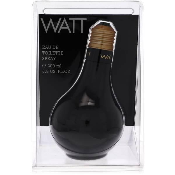 Watt Black Cologne by Cofinluxe