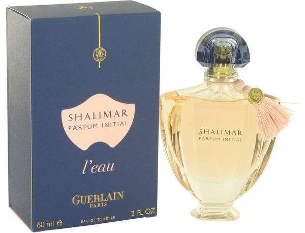 Shalimar Parfum Initial L'eau Perfume