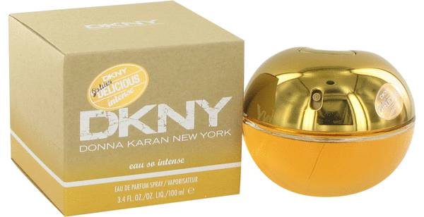 Golden Delicious Eau So Intense Perfume