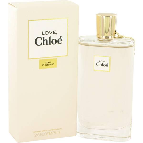 Chloe Love Eau Florale Perfume