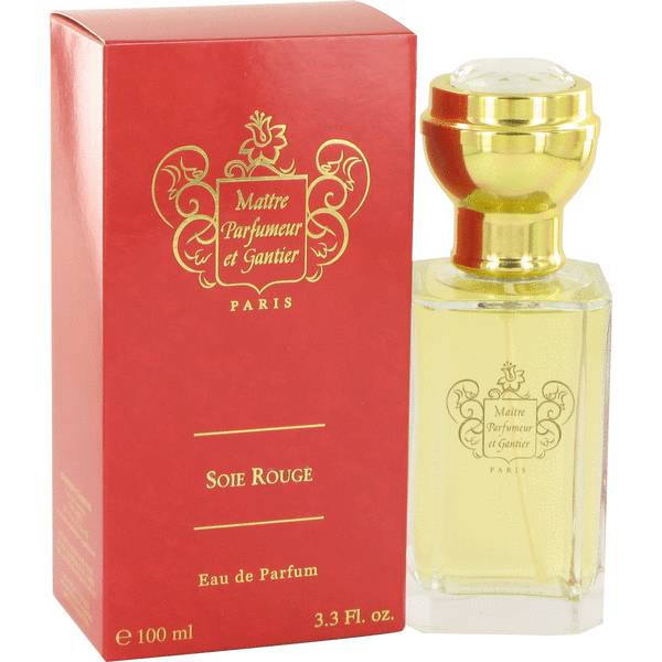 Soie Rouge Perfume