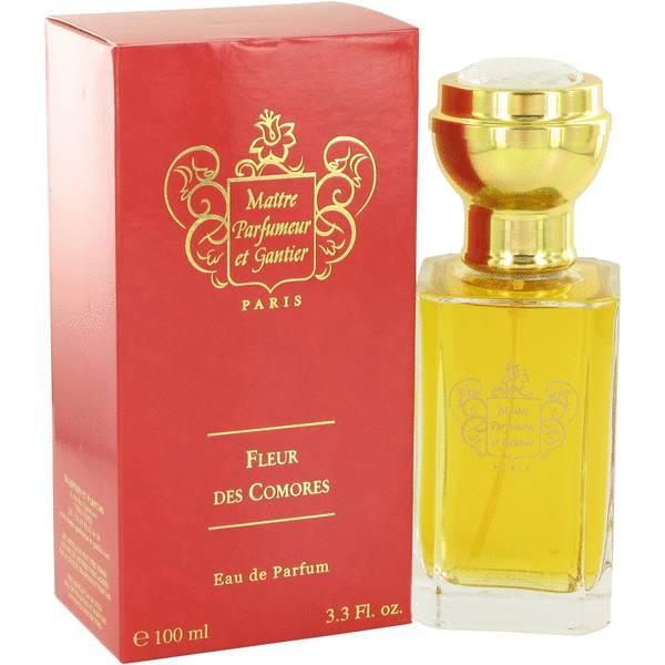 Fleur Des Comores Perfume