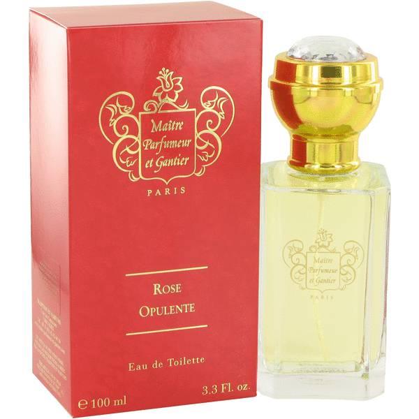 Rose Opulente Perfume