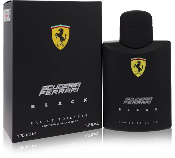 Ferrari Scuderia Black Cologne By Ferrari for Men