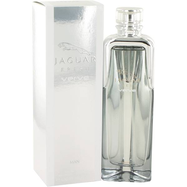 Jaguar Fresh Verve Cologne
