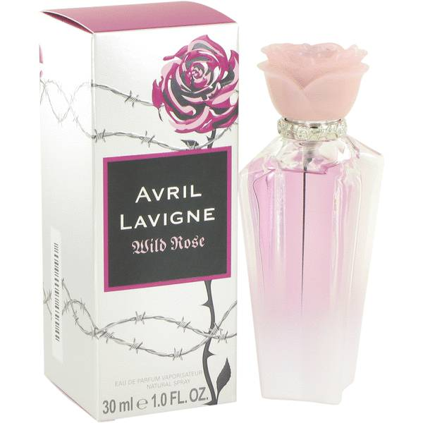 Wild Rose Perfume