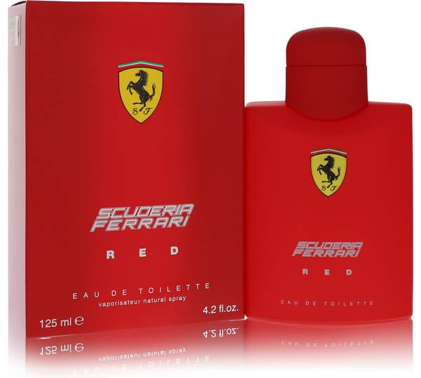 16f2cde4e Ferrari Scuderia Red Cologne by Ferrari