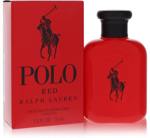 Polo Red Cologne by Ralph Lauren  b479929aa22c3
