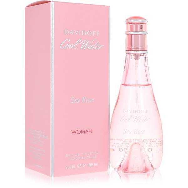 Cool Water Sea Rose Perfume By Davidoff Fragrancexcom