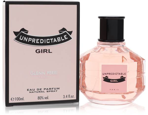 Unpredictable Girl Perfume