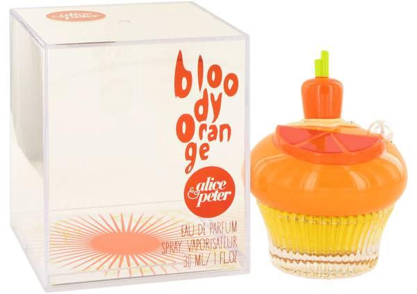 Bloody Orange Perfume