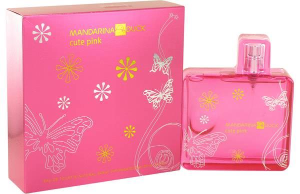 Mandarina Duck Cute Pink Perfume