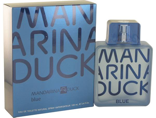 Mandarina Duck Blue Cologne