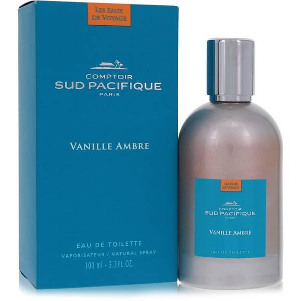Comptoir Sud Pacifique Vanille Ambre Perfume