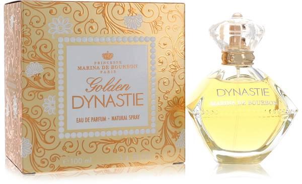 Golden Dynastie Perfume