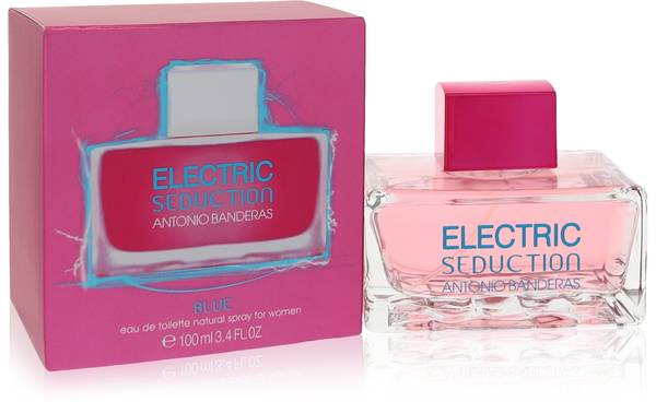 Electric Seduction Blue Perfume