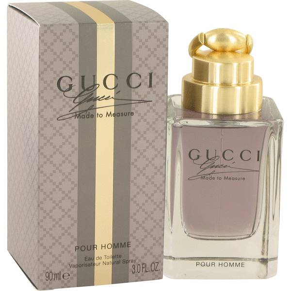 Gucci Made To Measure Cologne By Gucci Fragrancexcom