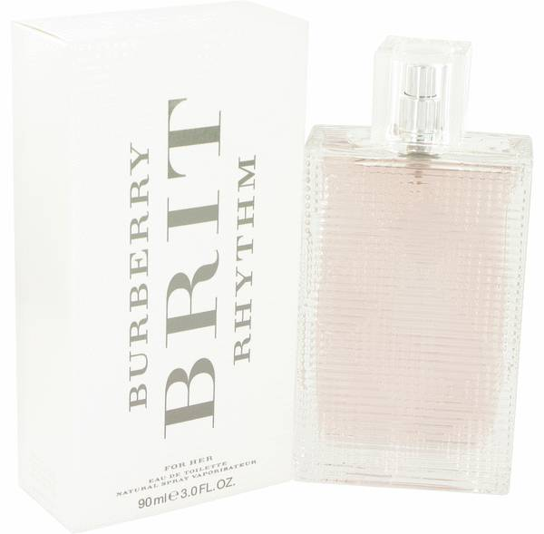 Burberry Brit Rhythm Perfume By Burberry Fragrancexcom