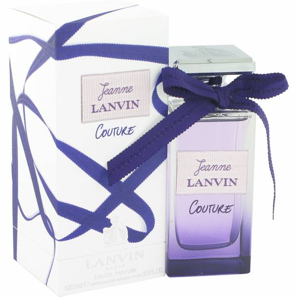 Jeanne Lanvin Couture Perfume