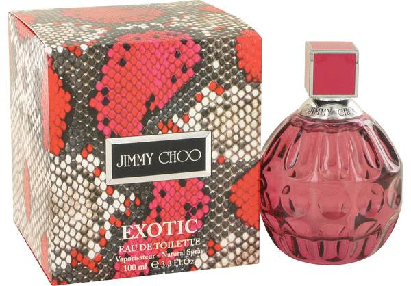 Jimmy Choo Exotic Perfume