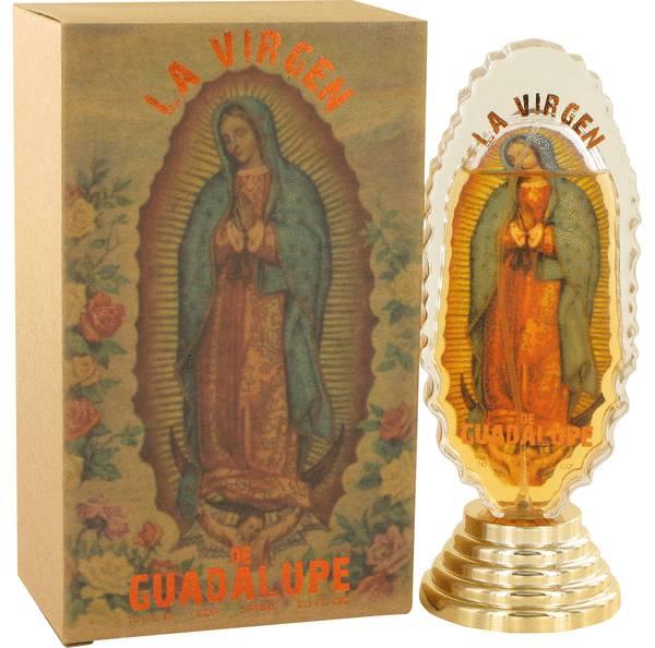 La Virgin De Guadalupe Perfume