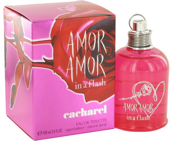 Amor Amor In A Flash Perfume By Cacharel Fragrancex Com