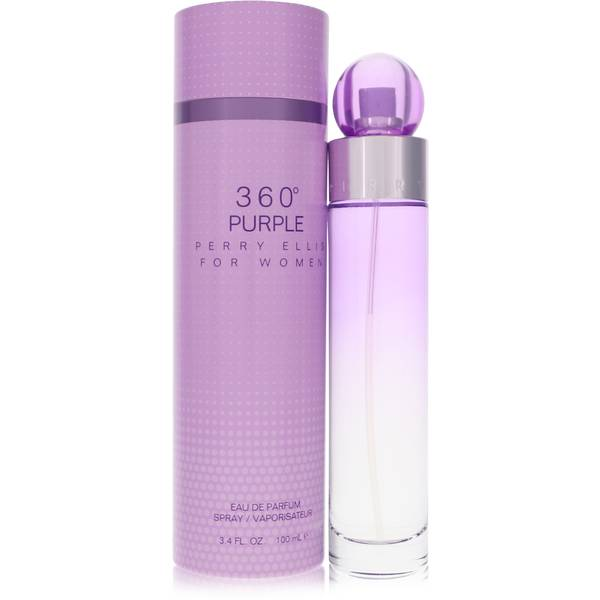 Purple Perry Perfume 360 By Ellis For Women kn0NOPXw8Z