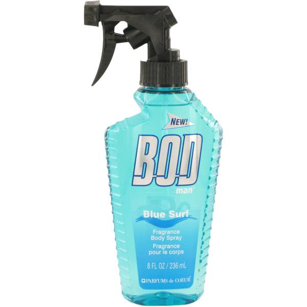 Bod Man Blue Surf Cologne