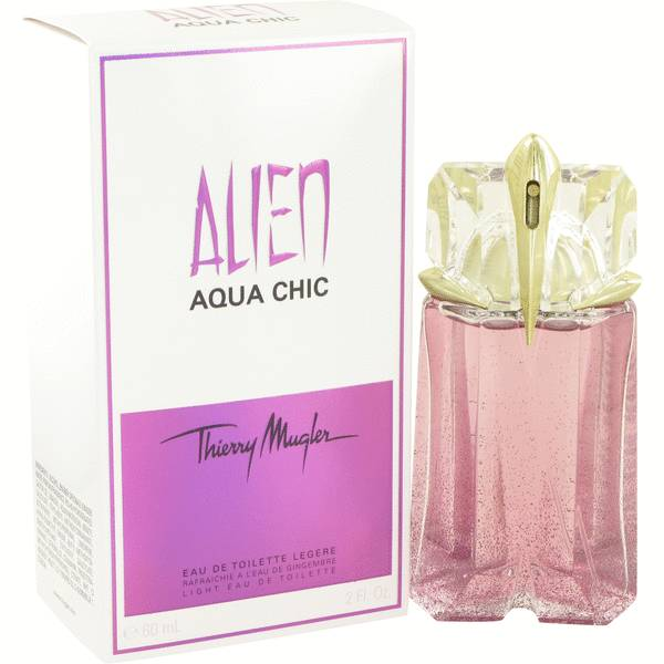 Alien Perfume Refill Sephora: Alien Aqua Chic Perfume By Thierry Mugler