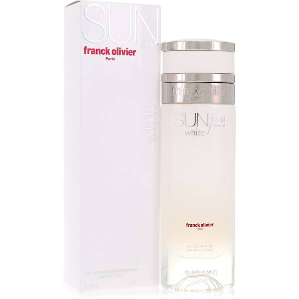 Sun Java White Perfume